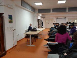 Progetto legalità: incontro in aula magna con il giudice Alfredo Maria Bonagura.
